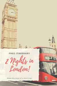 two nights in london