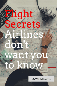 Flight Secrets Airlines don't want you to Know