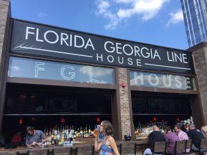 florida Georgia line house roof top bar