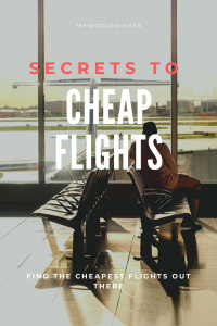 Secrets to cheap flights