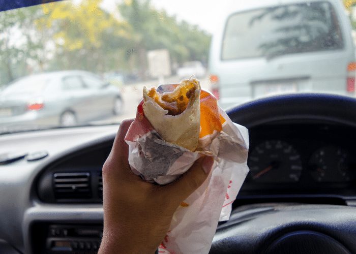 road trip eating guide