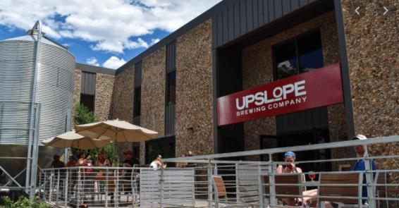 upslope brewing company boulder colorado