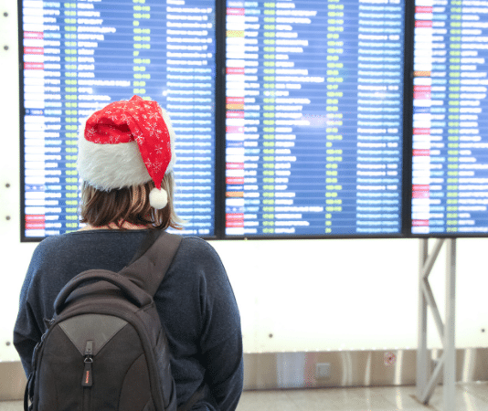 Survival Guide: Christmas at the Airport