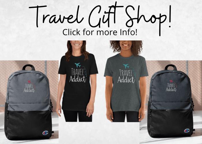 travel gift shop