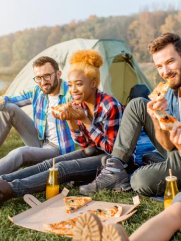 55+ Delicious & Easy No Cook Camping Meals