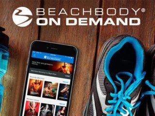 Beachbody on demand workouts