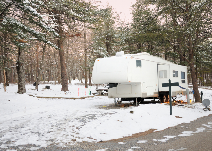 keep pipes from freezing in rv