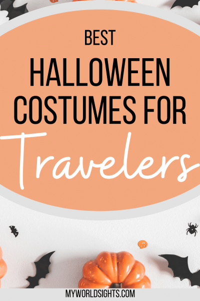 travel themed halloween costumes