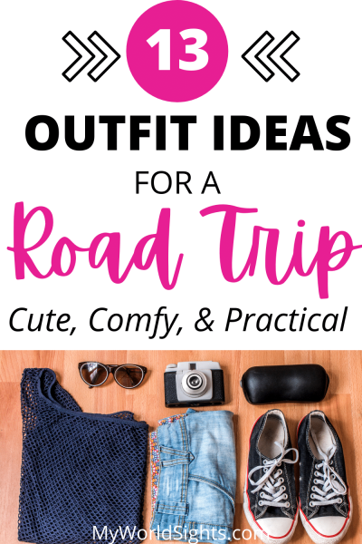 Packing list for road trip