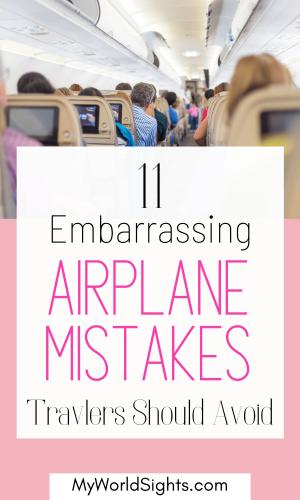 airplane mistakes