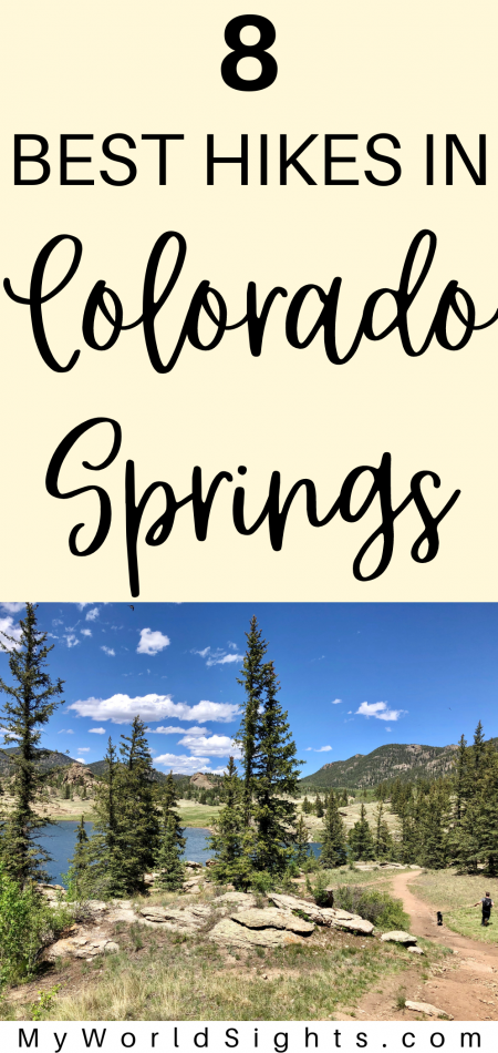best hikes in colorado springs