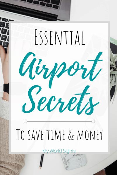 essential airport secrets