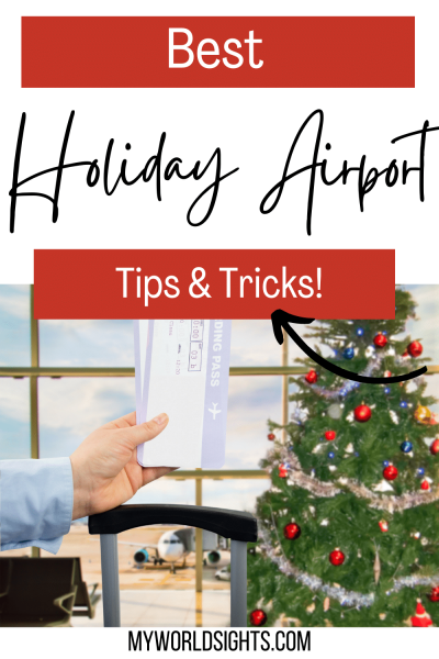 holiday airport tips