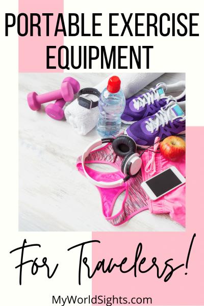 portable exercise equipment